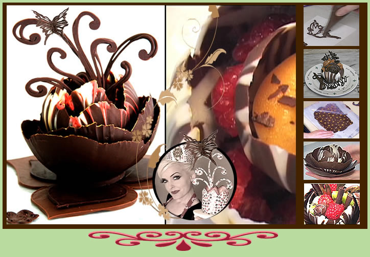 chocolate decorations dvd